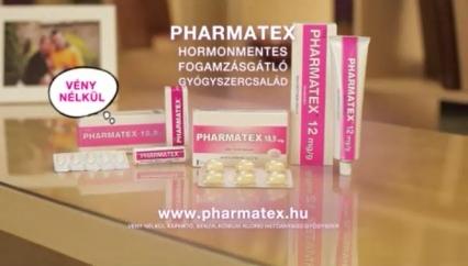 Pharmatex TV Spot 2012